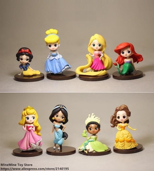 8PCS Multicolore Dragon Domaine Toys Set for Kids NEW