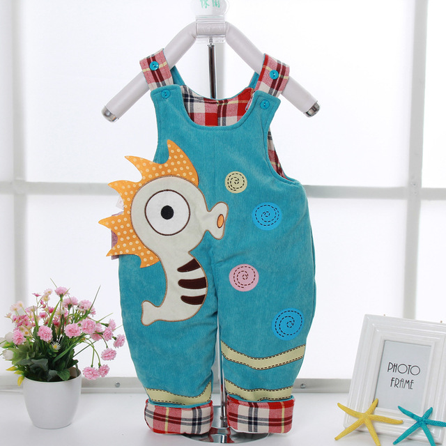 Winter autumn spring baby boy girl cotton pants  rompers pants cute comfortable 80-100