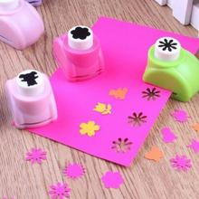 Punch-Cutter-Tool Tags-Cards Hand-Shaper Craft Scrapbook Printing-Paper DIY Mini Child
