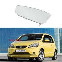 Правая сторона зеркала автомобиля Стекло для сиденья Mii 2012 2013 2014 2015 2016 2017 автомобиль-Стайлинг сзади автомобиля с подогревом зеркало Стекло
