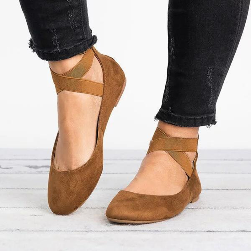 Loafers Solid Square Toe Ballet Flats Casual Slip On Shoes Woman Comfort Autumn Women Shallow Flat Leather Shoes Plus Size 43 spring summer flock women flats shoes female round toe casual shoes lady slip on loafers shoes plus size 40 41 42 43 gh8