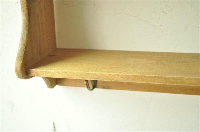 Inch massief houten opbergkast craft sleutels haak diversen