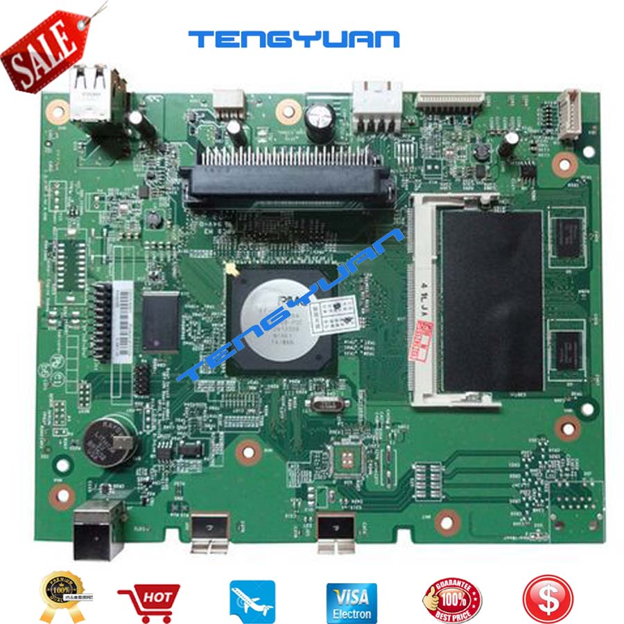 Free shipping 100% test  for HPP3015N P3015DN Formatter Board CE474-69001 CE474-60001 on sale средство для удаления накипи topperr 3015