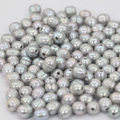 2016 Mass Pearl Beautiful 10-11MM More Color Natural Pearl Trendy African Jewelry Raw Material Free Shipping ZZ001
