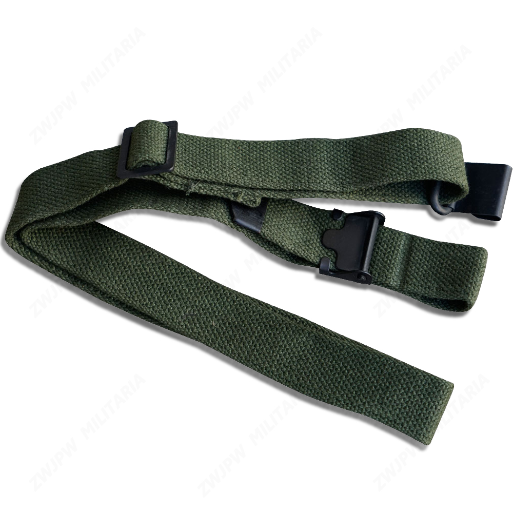 WWII WW2 US ARMY M1 GARAND SLING ARMY GREEN OUTDOOR STRAP-US/105100