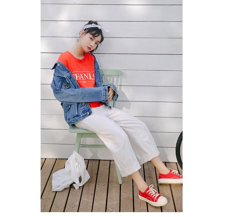 Thin dark Fashion Spring Jacket Denim Loose Vintage Large Autumn Blue Shirt Mid Korean Blue Old Light 2018 length Version Long New Size B516 wn1Txgqw0