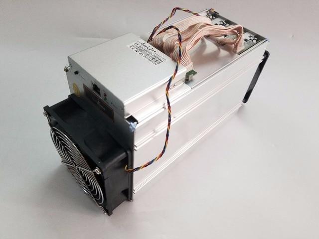 Новейшая модель; ASIC чип Майнер ANTMINER L3 + + 580 м Scrypt Майнер LTC Litecion горные машины Upgrate версия ANTMINER L3 + (без блока питания)