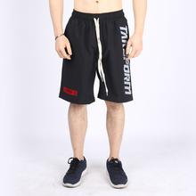 New Fashion Men Sporting Beaching Shorts Trousers Bodybuilding Sweatpants Fitness Short Jogger Casual Gyms big size