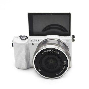 Kullanılan, Sony Alpha A5000 aynasız dijital kamera 16-50mm OSS Lens isteğe bağlı