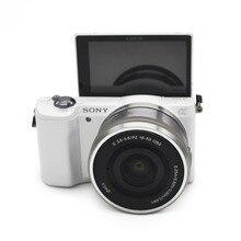 Used,Sony Alpha A5000 Mirrorless Digital Camera 16-50mm OSS