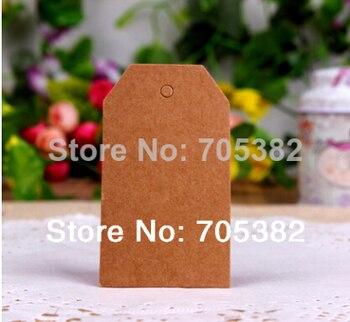 4x7 см (со шнуром) DIY пустой подарок тег свадебный душ пользу тегов свадебные теги закладки (SS-7122)