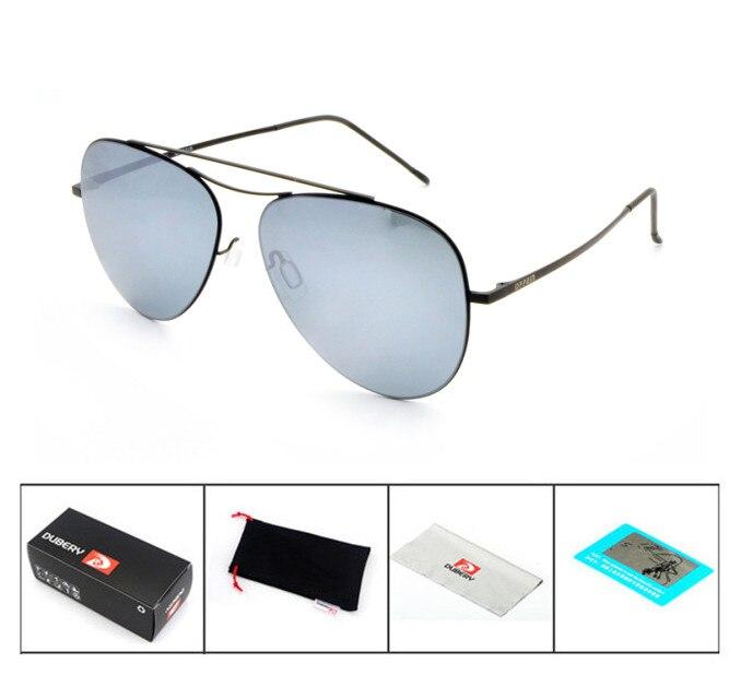DUBERY Polarisées lunettes de Soleil Femmes Classique Lunettes De Soleil  des Femmes De Mode de Conduite 6a33ae9e6f63