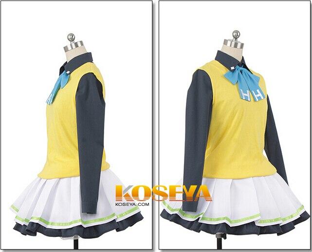Kwakami Costume Cosplay Une Gratuite Uniformes De Phantom Mai Myriade Livraison Monde Pas Couleurs Musaigen A6qnRg0Px