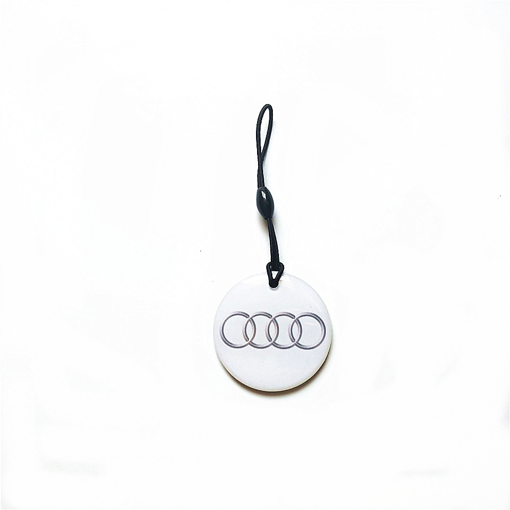 RFID Tag Key Fob Keyfobs Keychain Ring Token 125Khz Proximity ID Card Chip T5577 for Access Control 100pcs125khz rfid proximity keyfobs ring access control card rfid id tag door entry access control em key chain token