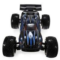 Orijinal JLB Yarış 21101 1:10 4WD RC Fırçasız Off road Kamyon RTR 80 100 km/h/3670 2500KV fırçasız motor/Wheelie Fonksiyonu