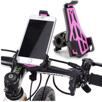 Flexible 3 5 6 5 Phone Holder Mount Bike Bicycle Motorcycle Electric Car Handlebar Mount Cellphone