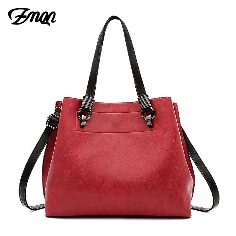 c11a1b31bd5 US $21.38 49% OFF|ZMQN Women Leather Bag Designer Handbags High Quality  Crossbody Bag For Women Famous Brand Shoulder Tote Luxury Bag Outlet  Worth-in ...