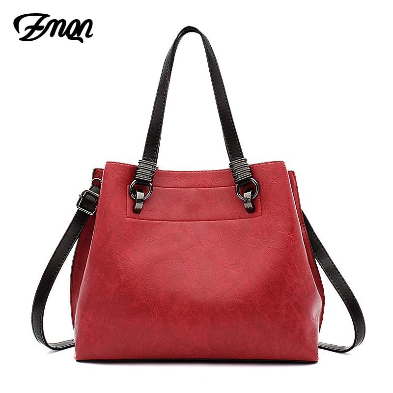 ZMQN Women Leather Bag Designer Handbags High Quality Crossbody Bag For Women Famous Brand Shoulder Tote Luxury Bag Outlet Worth
