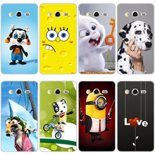 Scenery Rose Phone Cases Back Covers For Samsung Galaxy Grand Duos GT