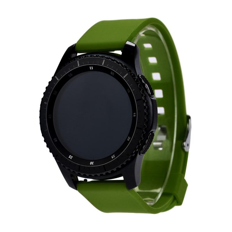 New Arrive Replacement Silicone Watch Bracelet Strap Band For Garmin Fenix 3 Dec 01 New #D122