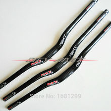 New Raceface Next rise swallow shaped Mountain bike 3K full carbon bicycle handlebar 31.8*620 740mm MTB bike parts Free Shipping