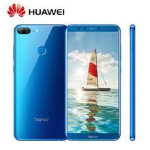 Global ROM huawei Honor 9 Lite 3/4G B 32 ГБ двойной 13 + 2 Мп камер Android 8,0 3000 мАч 5,65 «Kirin 659 Octa Core 4G LTE Мобильного Телефона