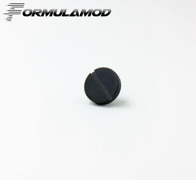 FormulaMod Fm-YZDT паз вилки, черный/серебристый G1/4 пробки для воды, можно крутить с монетой - Цвет лезвия: Black