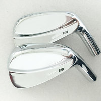 New Mens Left Handed Golf Head George Spirits Golf Irons Head Set 3 9P Irons Clubs