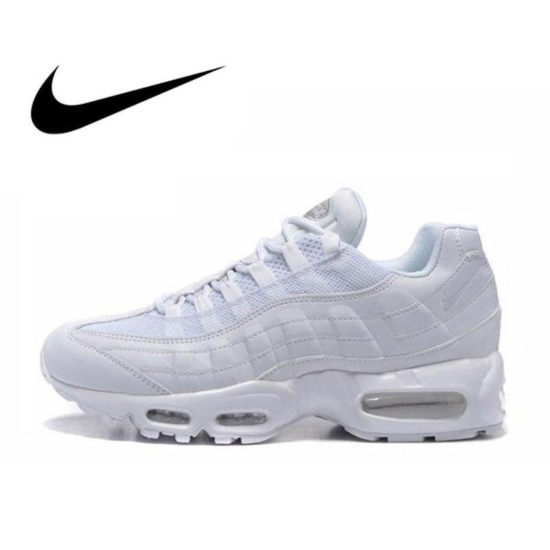 Nike Air Max 95 Rétro Coussin D'air Jogging Chaussures Sneakers En Plein Air Sport chaussures pour hommes Concepteur Marche 307960-108