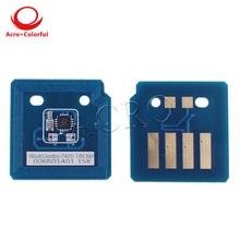 WorkCentre 7425 7428 7435 color laser printer spare parts reset cartridge chip for Xerox WC toner
