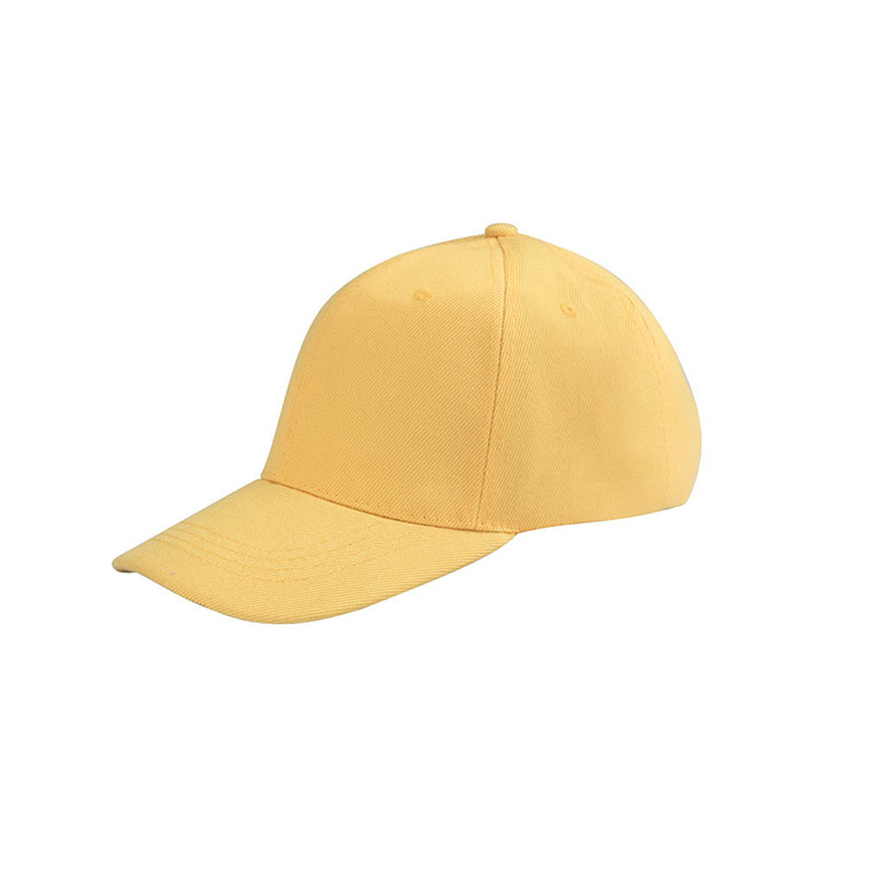 Men Cap Baseball-Cap Sun-Hat Summer Cotton Solid -E08 Light-Board Outdoors Wholesale