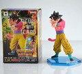 Anime Dragon Ball Z 12 CM Super Saiyan 4 Goku Sun Brinquedos PVC Action Figure Collectible Modelo Toy Presente de Natal