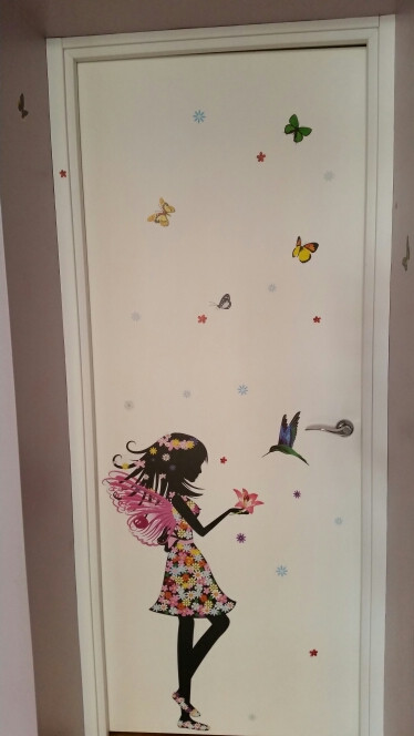 HTB1s.uoKpXXXXaLaXXXq6xXFXXXH Beautiful Butterfly Elf Arts Wall Sticker For Kids Rooms