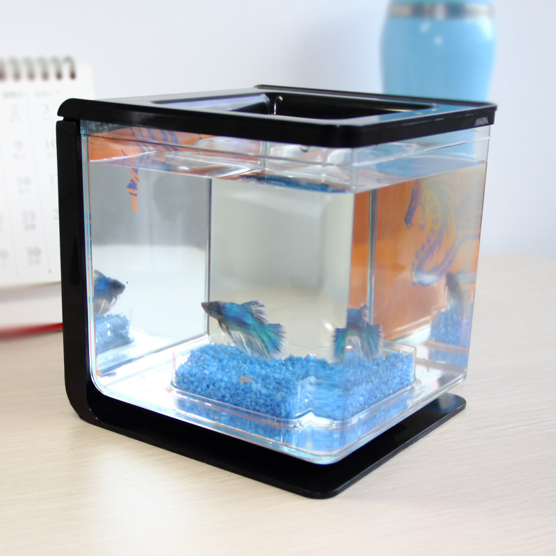 office desk aquarium. aliexpresscom buy malaysia brand mini open office desktop fish aquarium tank plastic free shipping from reliable spoon suppliers on desk