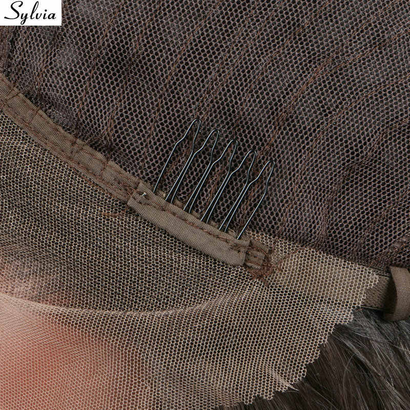 Sylvia Dreadlock волосы безупречный парик для афро женщин черный цвет крючком косы косплей синтетические кружева передние парики для Drag queen