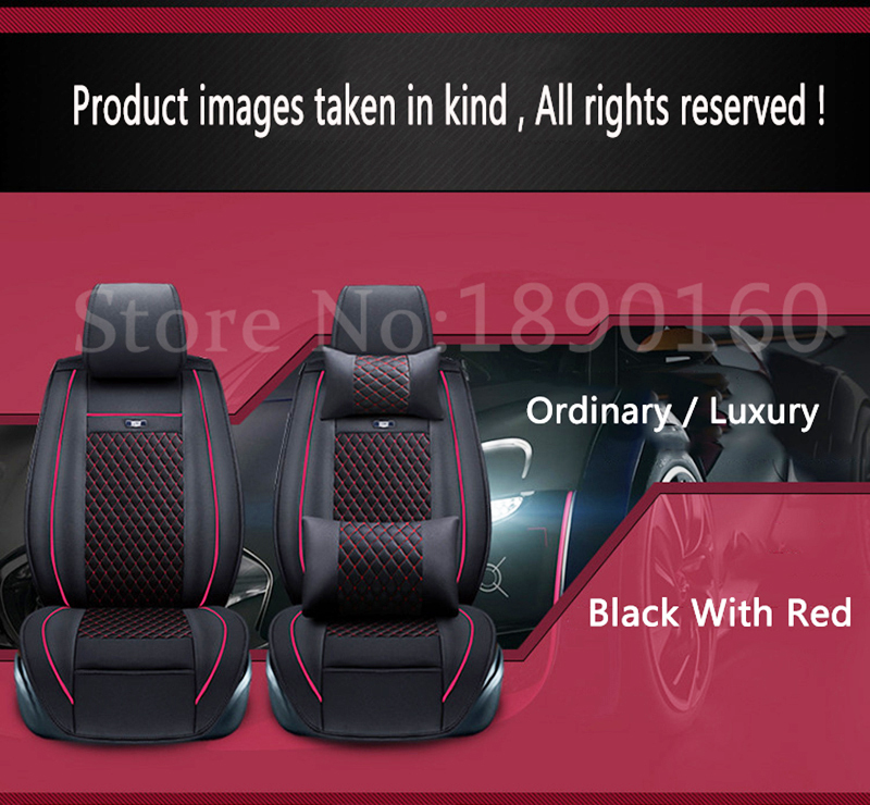 Special Leather car seat covers for Lexus All Models GX460 GX470 GX400 set for cars cushion cover seats supports headrest