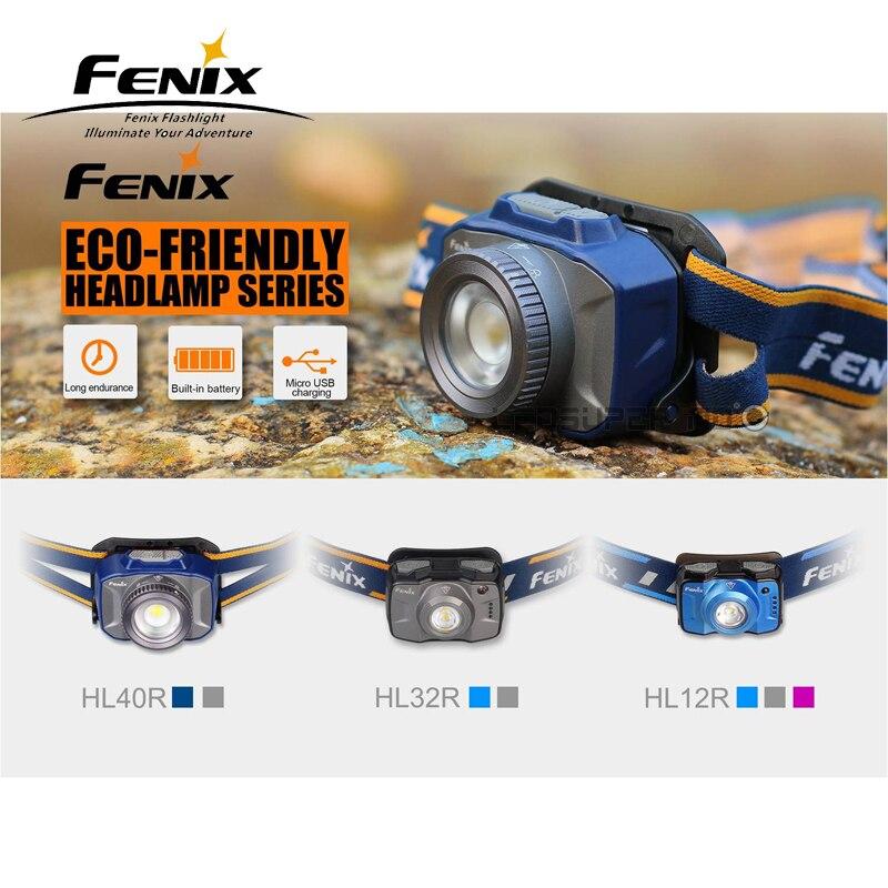 Fenix HL12R Cree XP G2 Neutro Bianco HA CONDOTTO LA Luce Ricaricabile Proiettore Esterno con Alte Prestazioni e Super Compattezza - 2