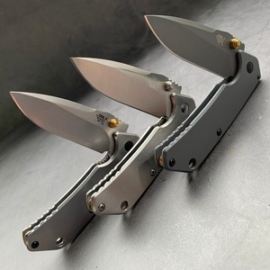 Image 4 - Sanrenmu 7056 série bolso faca dobrável 8cr14mov lâmina ao ar livre tático acampamento caça sobrevivência ferramenta de pesca portátil ecd