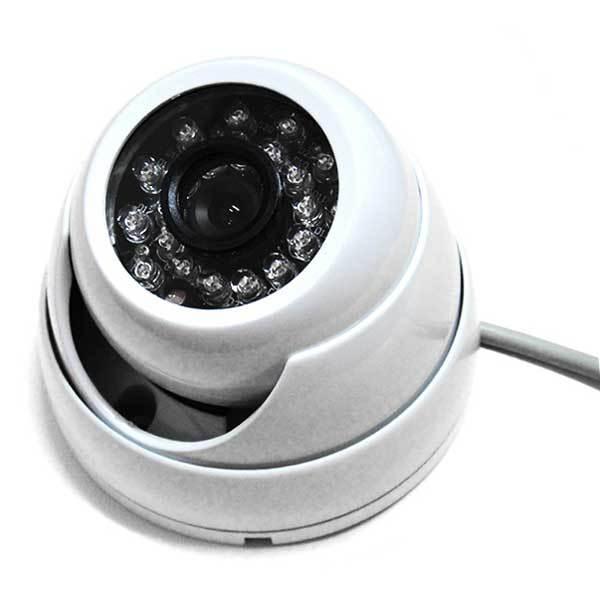 1/3 1000TVL 24 Led Giorno e Notte Esterna di Colore IR dome CCTV Security Camera 3.6mm wide angle lens1/3 1000TVL 24 Led Giorno e Notte Esterna di Colore IR dome CCTV Security Camera 3.6mm wide angle lens