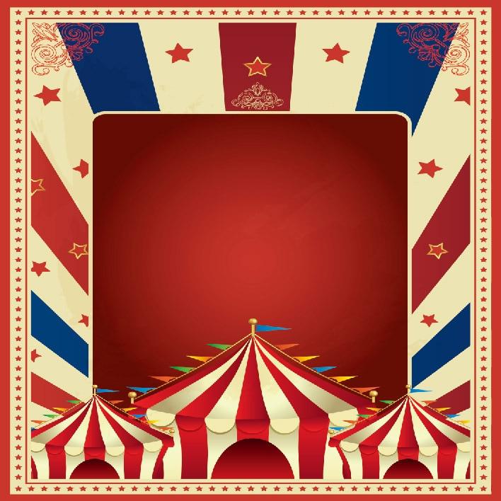 edd627df6e 10x10FT Bandeiras Carnaval Circo Tenda Vermelha Estrelas Stage Crianças  Estúdio Fotografia Personalizado Backdrops Vinil Fundo Transporte Expresso  em Fundo ...