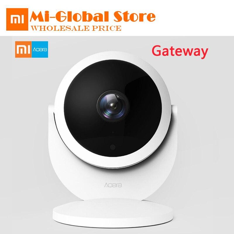 D'origine xiaomi Aqara smart caméra 1080 P HD Sans Fil WIFI IP Nuit Vision 90-degré Large Vue avec Passerelle Alarme de Liaison APP
