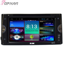 "Topnavi 6.95"" Quad Core Android 6.0 Car DVD Multimedia Player for Toyota Universal Autoradio GPS Navigation Audio Stereo"