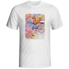 Classic Video Game Chunli Short Sleeve Printed T-shirt Casual Cool Style T Shirt Pop Hip Hop Brand Women Men Top