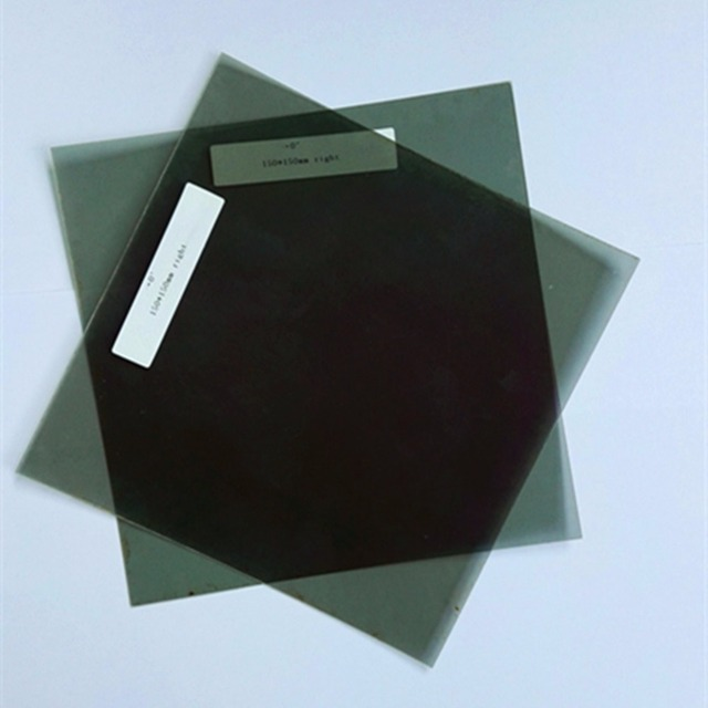 685536a250ab7 0 grados 15 15 CM cuadrado Polarizador Circular filtros de película  no-adhesivo Circular