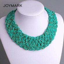 Bead Frauen Halsketten Multi-strand