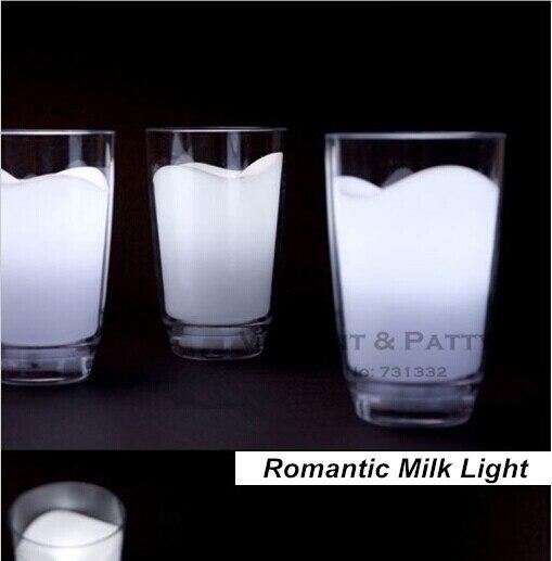 Свет чашку молока Дизайн Современный Настольный светильник для гостиной, спальни исследование украшение стола ZAKKA подарок домохозяйства