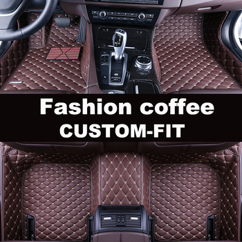 Car floor mat fit Left or right hand drive fit Lexus CT200 IS05 GX IS13 ISC LS430 LS460 LS460L LX570 RX270 RX450H 5D car-styling