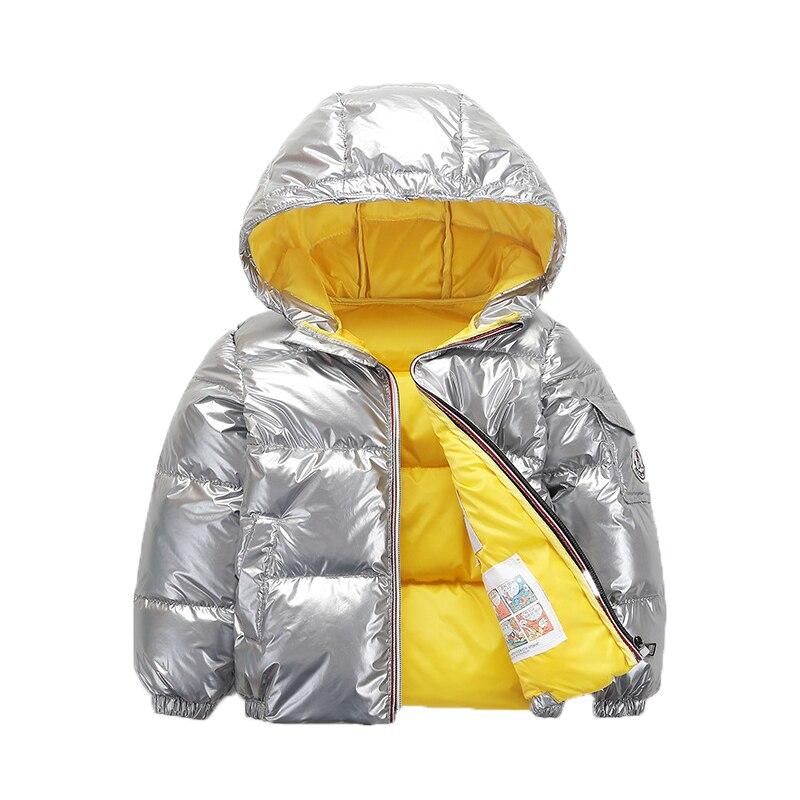 318218ba Hot fashion 2018 girls boys duck down jacket winter coat boys girls baby  clothes winter waterproof warm duck down kids cybex. 1485.75 руб.
