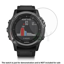 3x Clear LCD Screen Protector Guard Cover Film Skin for Garmin Fenix 3 HR Multi Sport GPS Watch Accessories