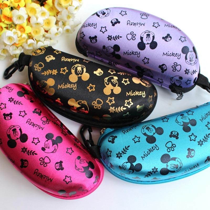 Högkvalitativa solglasögonväska för kvinnor EVA-glasögonväska med lås Hårdglasögonväska Modeglasögon Lådor Mänfödelsedagspresent